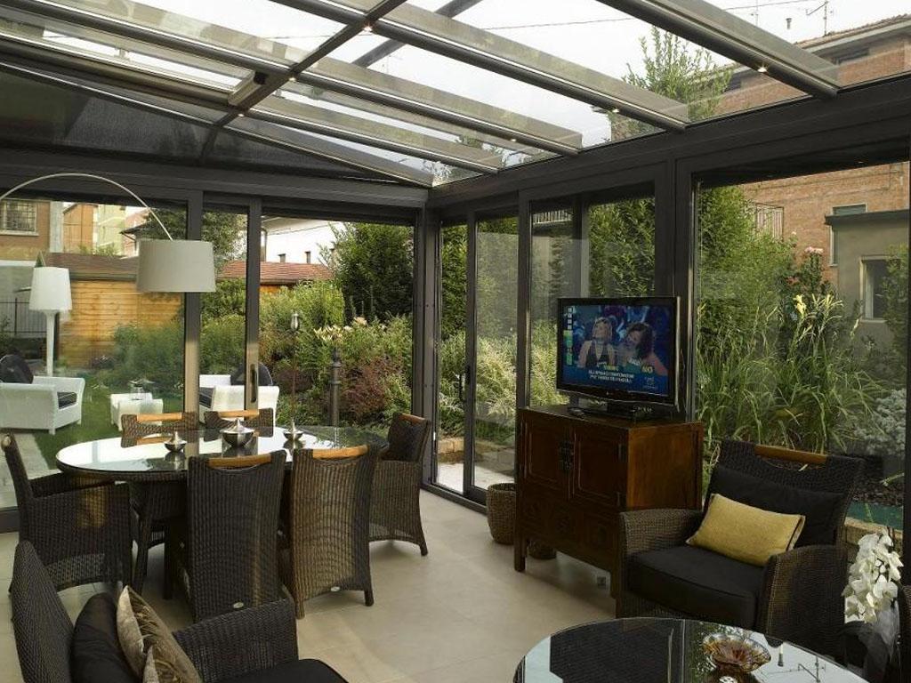 Fabulous giardino d inverno with giardino d inverno - Giardino d inverno in terrazza ...
