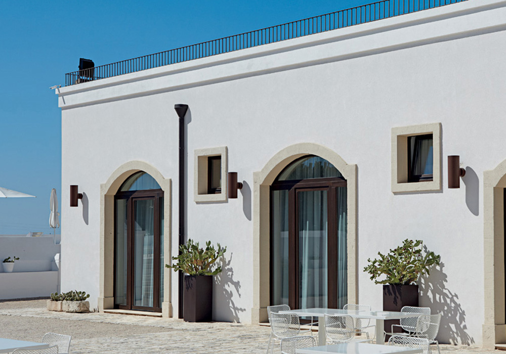 Collezione finestre de carlo stile classico di luca infissi - Finestre de carlo ...