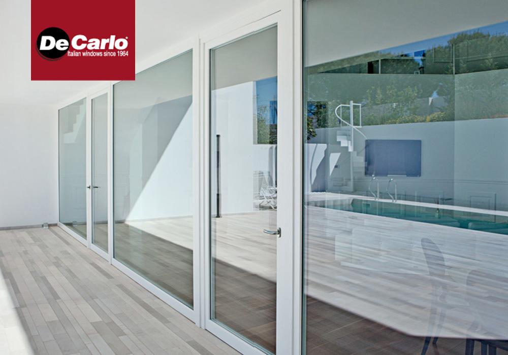 Finestra de carlo legno design di luca infissi - De carlo finestre ...