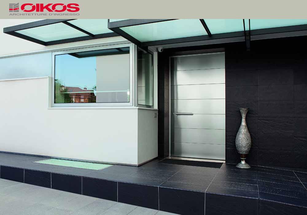 Le porte blindate Oikos: belle e sicure