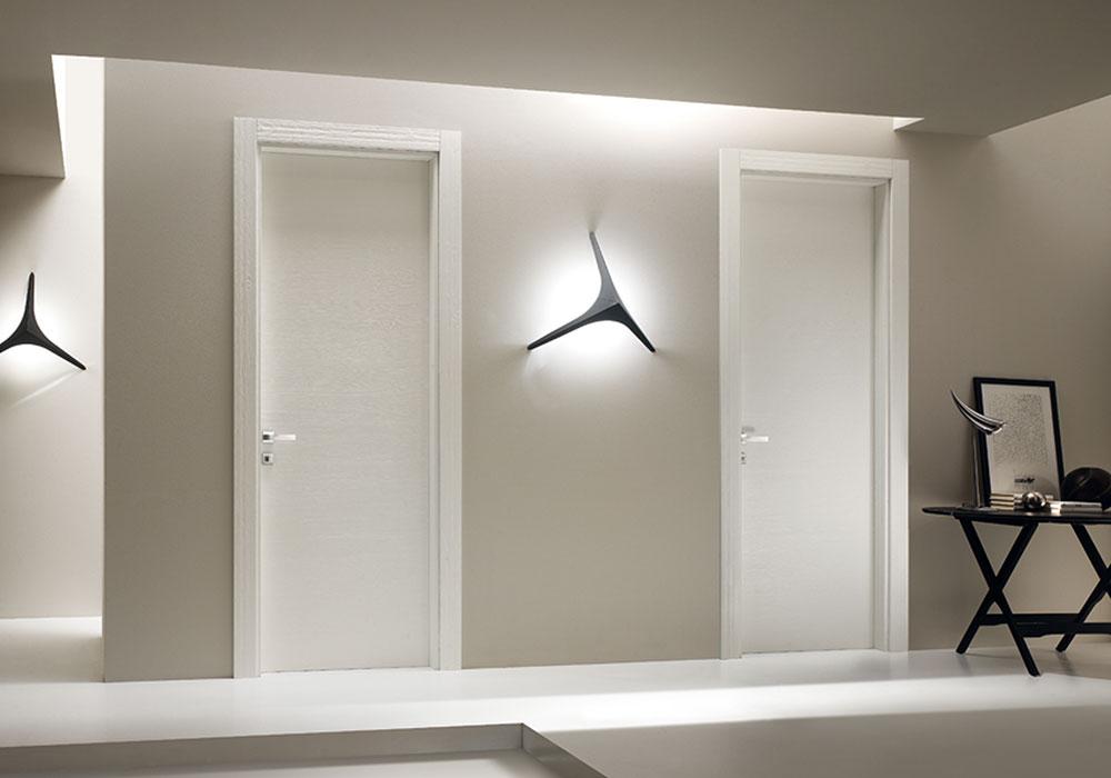 Collezione arca porte garofoli di luca infissi - Porte per interni garofoli prezzi ...