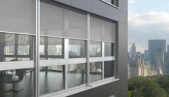 Finestre schuco in alluminio di luca infissi roma - Sistemi oscuranti finestre ...