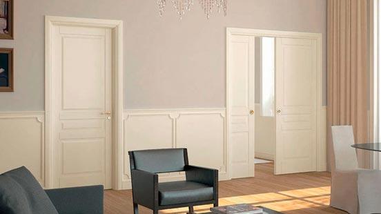 Porte garofoli vendita e montaggio a roma di luca infissi - Porte interne usate bianche ...